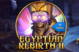 Egyptian Rebirth 2 -10 Lines